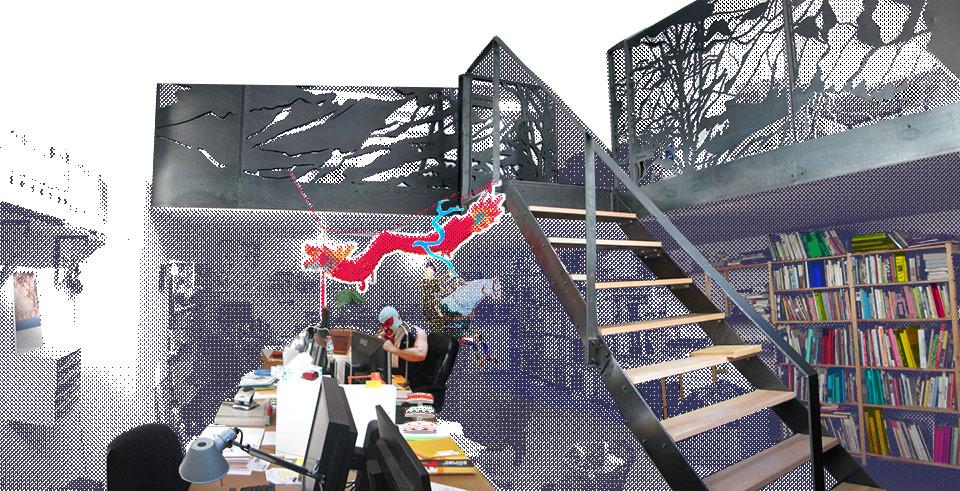 Illustration Atelier Roberta Dunes